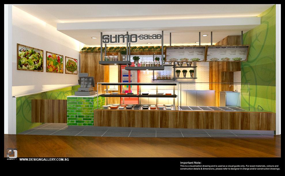 SUMO Salad Changi City Point