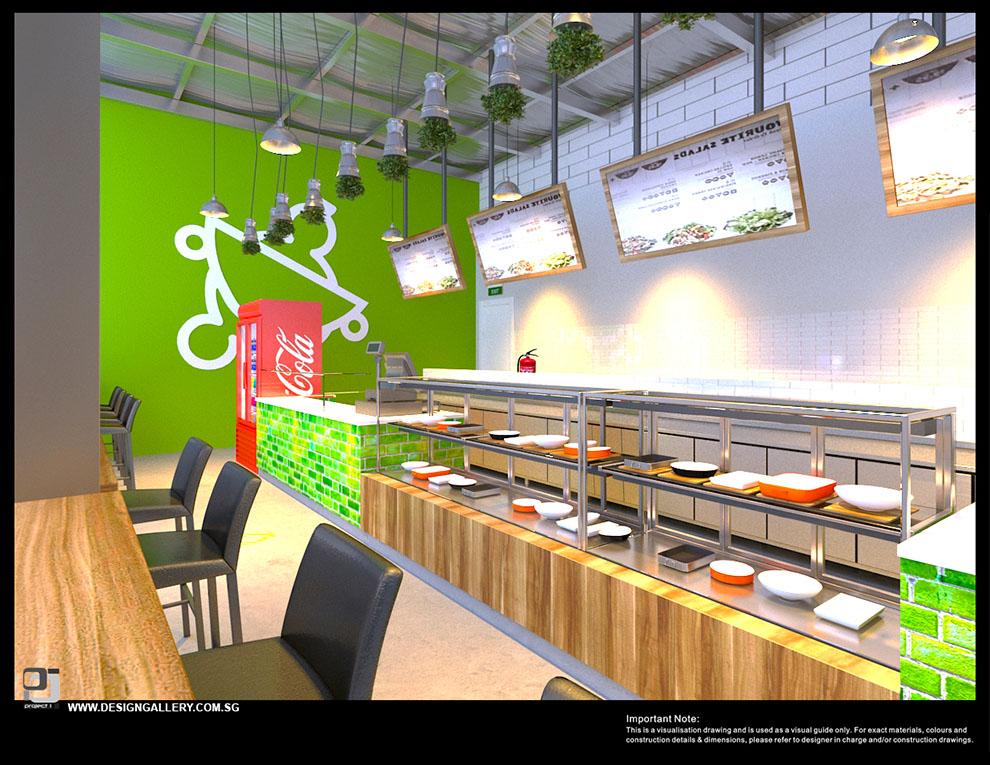 SUMO Salad Nexus One North