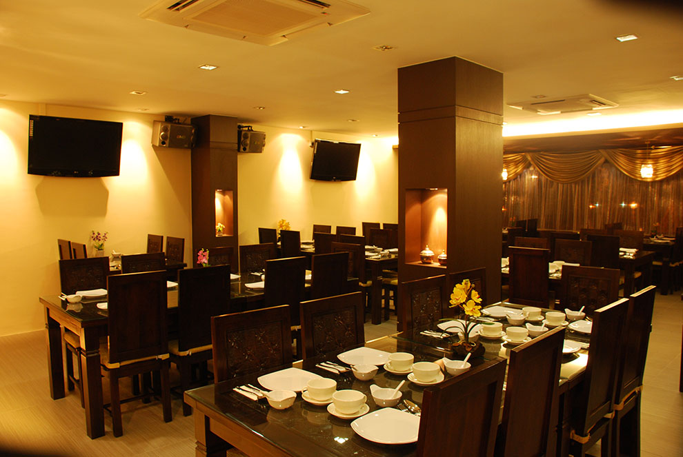 Tuk Tuk Restaurant @ Serangoon Garden